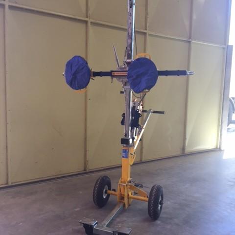 Chariot quattrolifts